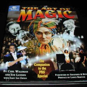 PBS documentary the art of magic