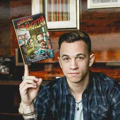 adventures of a kid magician Justin Flom